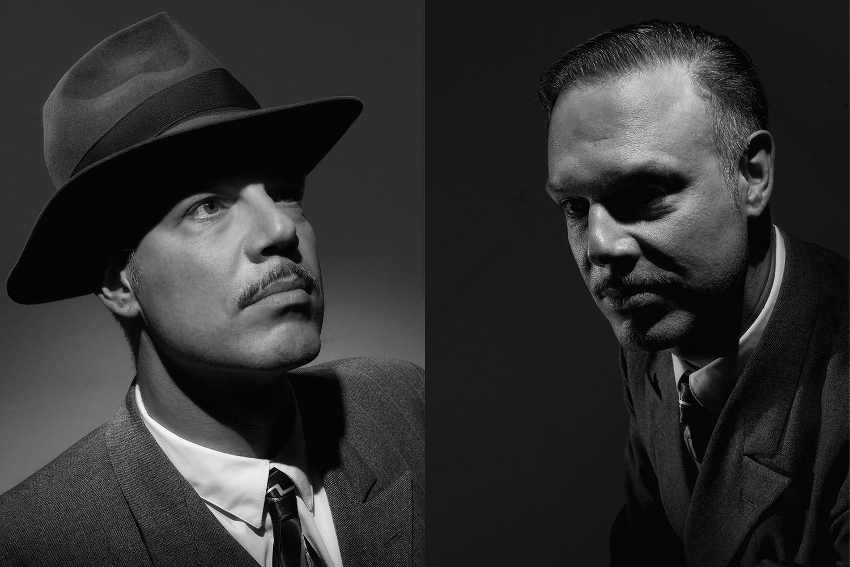 Vintage Portraits aus München - Generaldirektor und Firmengründer