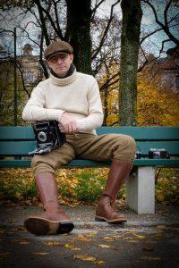 Jens Schmidt - der Vintage Fotograf aus München